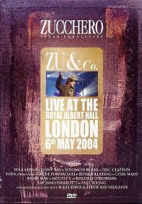 Cover Zucchero Sugar Fornaciari - Zu & Co. Live At The Royal Albert Hall [DVD]